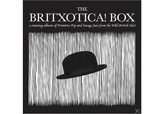 VARIOUS - The Britxotica Box! - (CD)
