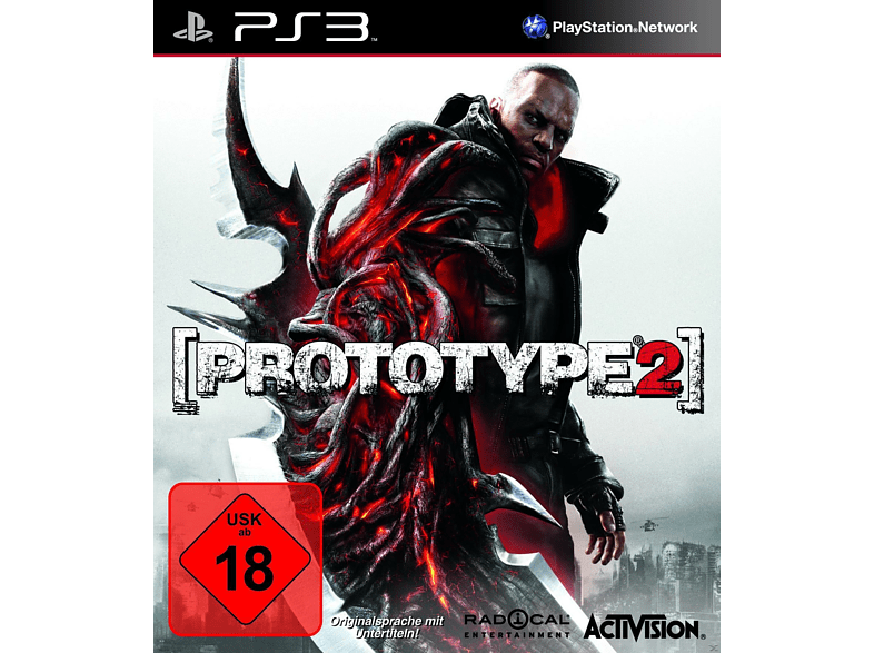 Prototype 2 (Radnet Edition) [PlayStation 3]
