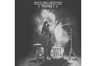 Steve Hill - Solo Recordings Vol.3 - (Vinyl)