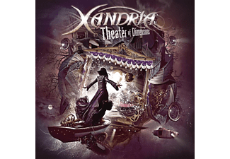 Xandria - Theater of Dimensions (Limited Edition) (Digipak) (CD)