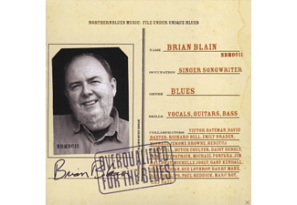 Brian Blain - Overqualified For The Blues - (CD)