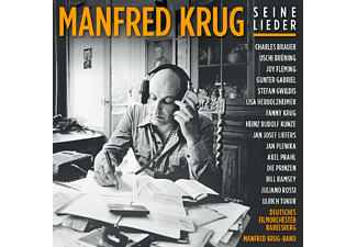 VARIOUS - Manfred Krug-Seine Lieder - (CD)