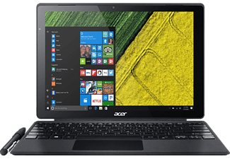 ACER Switch Alpha 12  (SA5-271-387C), Tablet mit 12 Zoll, 128 GB Speicher, 4 GB RAM, Core™ i3 Prozessor, Windows® 10 Home (64 Bit), Silber