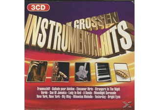 VARIOUS - Instrumental - Hits (Disc 1) - (CD)