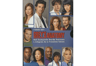 Grey's Anatomy - Seizoen 3 - DVD