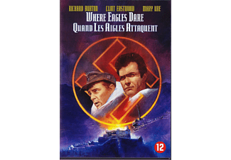 Where Eagles Dare - DVD