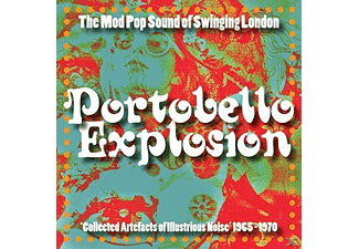 VARIOUS - Portobello Explosion (180 Gr.Lobster Red Vinyl) - (Vinyl)
