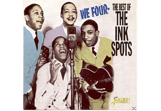 The Ink Spots - We Four-The Best Of The Ink - (CD)