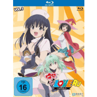 Motto To Love Ru: Trouble-Vol.3 [Blu-ray]