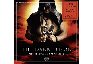 The Dark Tenor - Nightfall Symphony (Tour Edition) - (CD)