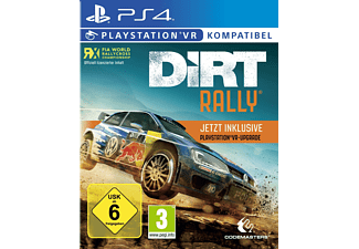 DiRT Rally plus VR Upgrade - PlayStation 4
