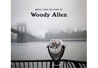 VARIOUS - Music From The Films Of Woody Allen - (CD)