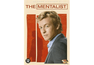 The Mentalist Seizoen 2 TV-serie