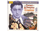 Bernard Hermann - Herrmann: Snows Of Kilimanjaro (The) / 5 Fingers [CD]