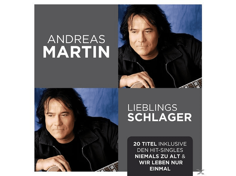 Andreas Martin - Lieblingsschlager [CD]
