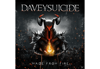 Davey Suicide - Made From Fire - (CD)