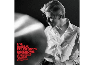 David Bowie - Live Nassau Coliseum '76 - (CD)