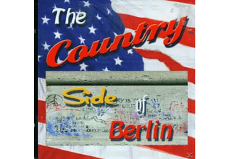 VARIOUS - The Country Side Of Berlin - (CD)