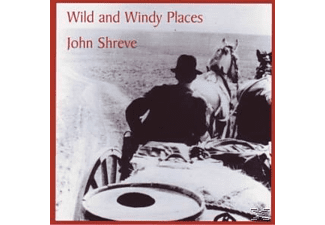 John Shreve - Wild And Windy Places - (CD)