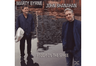 Shanahan - Paddy On The Spree - (CD)