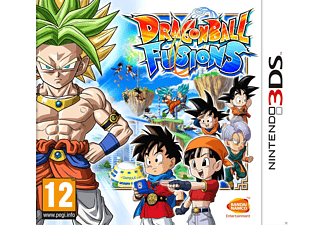 Dragon Ball Fusions UK 3DS