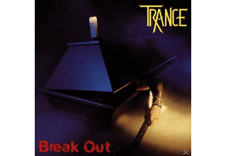 Trance - Break Out - (Vinyl)