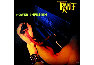 Trance - Power In Fusion - (Vinyl)