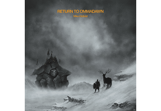 Return To Ommadawn - Mike Oldfield - CD