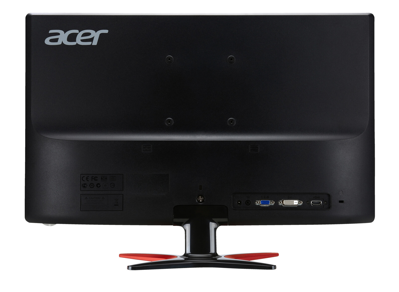 acer gf246 24 zoll full hd monitor 1 ms reaktionszeit. Black Bedroom Furniture Sets. Home Design Ideas