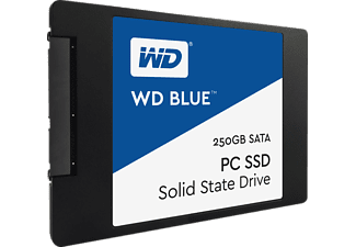 WESTERN DIGITAL SSD harde schijf 250 GB Blue PC (WDS250G1B0A)
