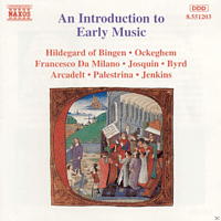 VARIOUS - An Introduction To Early Music [CD]