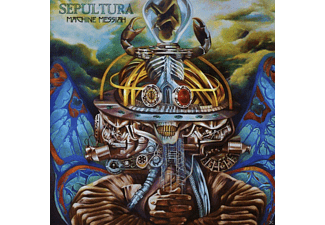 Sepultura - Machine Messiah - (CD)
