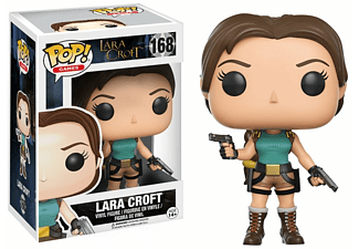 POP Games: Tomb Raider Lara Croft