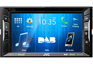 JVC Autoradio Bluetooth DAB+ CD (KW-V235DBT-E3)
