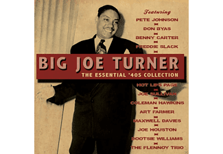 Big Joe Turner - The Essential 40s Collection - (CD)