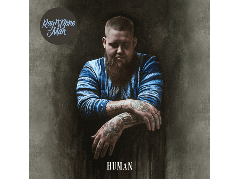 Rag'n'Bone Man - Human (Deluxe) [CD]