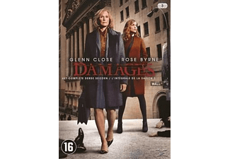 Damages - Seizoen 3 - DVD