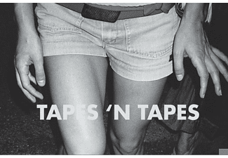 Tapes 'n Tapes - Outside - (Vinyl)
