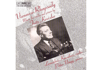 VARIOUS - Viennese Rhapsody - (CD)