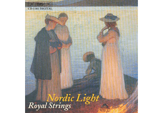 Matts Arnberg, Royal Stockholm Philharmonic Orchestra Strings - Nordic Light - (CD)