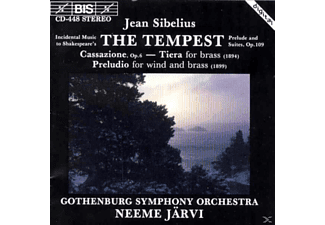 Gothenburg Symphony Orchestra - The Tempest - (CD)