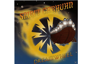 Spirit Caravan - Dreamwheel - (Maxi Single CD)