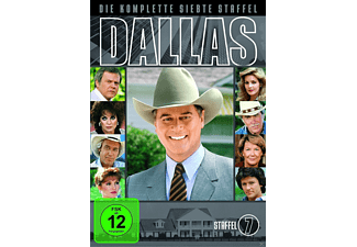 Dallas - Staffel 7 - (DVD)