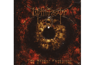 Lyfthrasyr - THE RECENT FORESIGHT - (CD)
