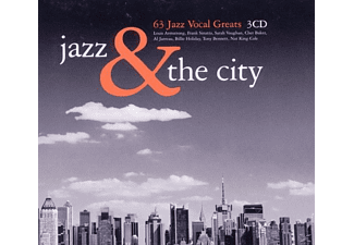 VARIOUS - Jazz & The City - (CD)