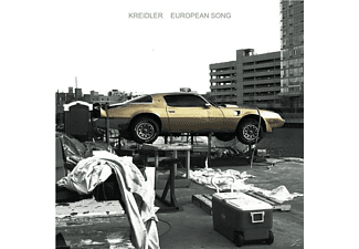 Kreidler - European Song (LP+CD) - (LP + Bonus-CD)