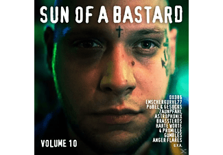 VARIOUS - Sun Of A Bastard-Vol.10 - (CD)