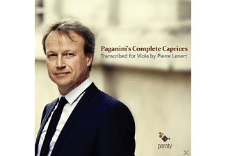 Pierre Lenert - Integrale Des Caprices - (CD)
