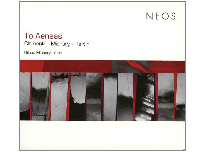 Mishory Gilead - To Aeneas [CD]