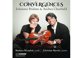 Westphal,Barbara/Ruvolo,Christian - Convergences - (CD)